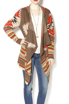 Shoptiques Product: Catalina Hooded Cardigan