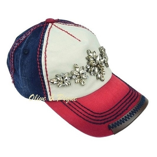 Shoptiques Product:  Red White Blue Hat