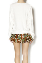 Wildfox Palms Tee - Back cropped