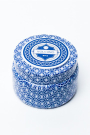 Capri Blue Volcano Candle Tin - Front cropped