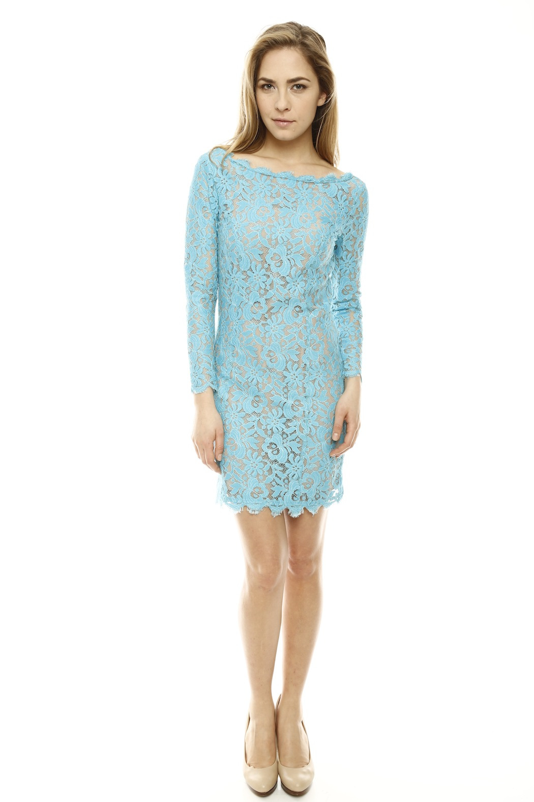 Madison Marcus Lace Sheath Dress from Georgetown by Urban Chic ...