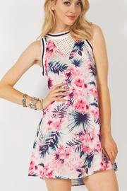 Sugarlips Tropical Daze Dress - Front cropped