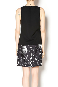4.Collective Sleeveless Black Dress - Alternate List Image