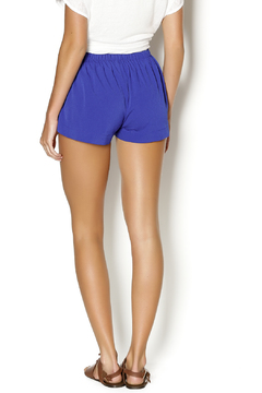 Shoptiques Product: Studded Cobalt Shorts