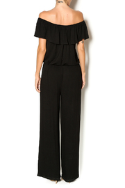 Chatoyant  Off Shoulder Jumsuit - Back cropped