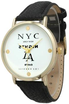 Shoptiques Product: City Girl Watch