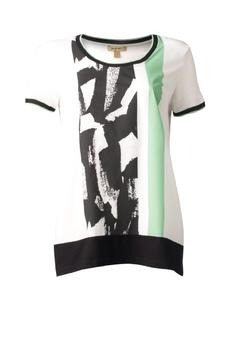 Shoptiques Product: White Print Top