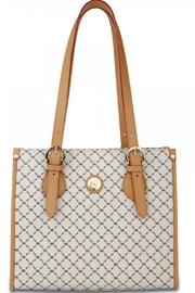 Rioni Signature Shoulder Tote - Front cropped