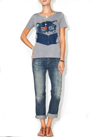 Shoptiques Product: First Edition Tee - Front full body