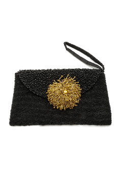 About Color Beaded evening clutch - Alternate List Image