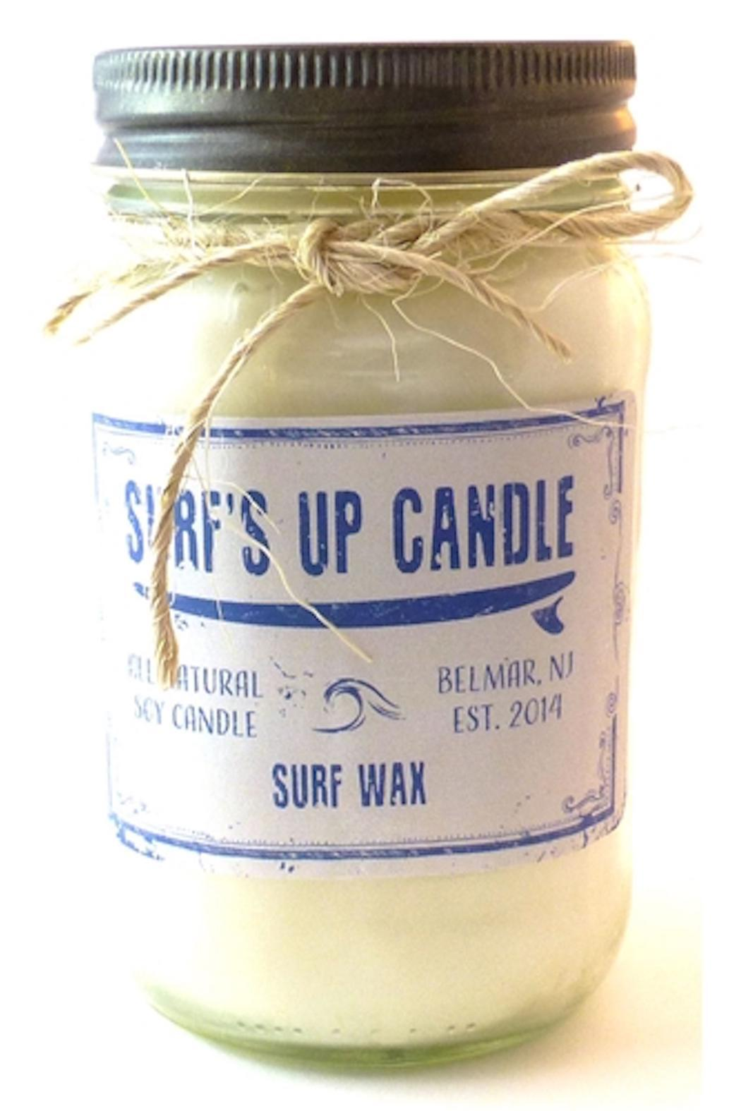 Surf's Up Candle Surf Wax Candle - Main Image
