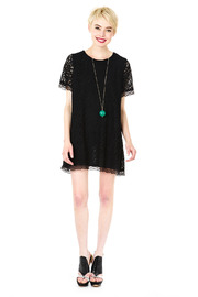 Shoptiques Product: Layered Lace Dress