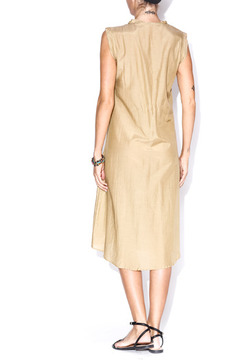 matta Khaki Puja Dress - Alternate List Image