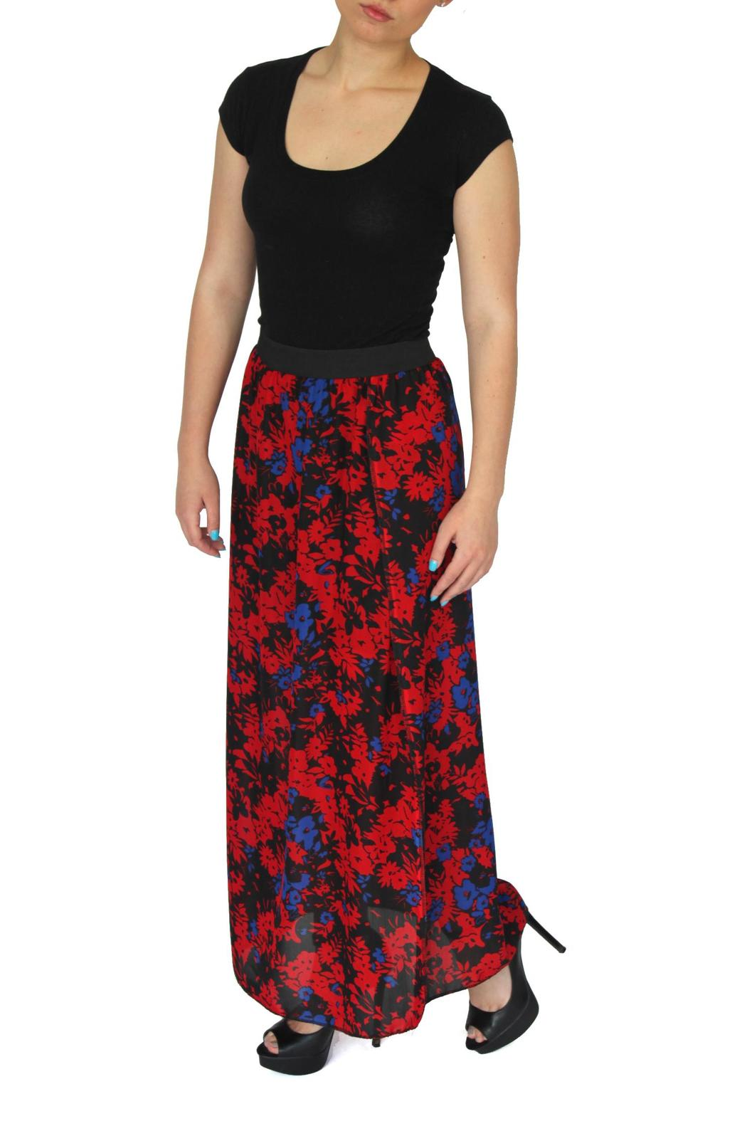 out on a limb boutique handmade maxi skirt from oklahoma