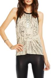 Chaser Tiger Feather Tank - Product Mini Image
