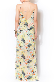 love sadie Floral Tiered Maxi - Back cropped