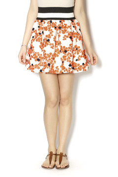 Byrds Floral Skirt - Product List Image