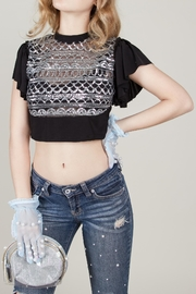 Da Wearhouse Alina Crop Top - Product Mini Image