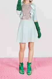 Da Wearhouse Glitter Mint Dress - Product Mini Image