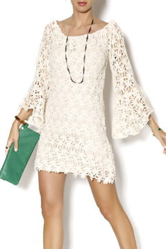 Union of Angels Tristan Crochet Dress - Product List Image