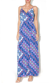 Skies Are Blue Traveler's Printed Maxi - Product Mini Image