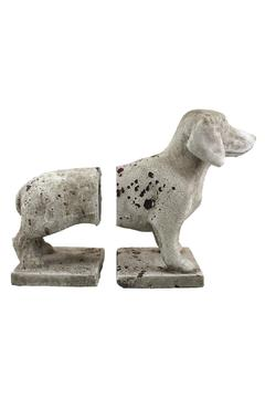 Shoptiques Product: Dachshund Dog Bookends