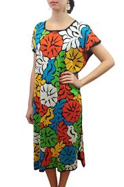 Nativa Embroidered Jalapa Dress - Product Mini Image