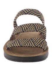 Corky's Shoes DAFNE WOVEN SANDAL - Side cropped
