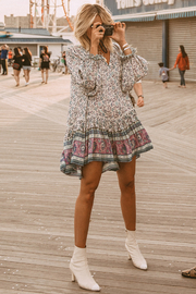Spell & the Gypsy Collective Dahlia Tunic Dress - Product Mini Image