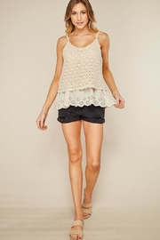 LLove USA Dainty Cream Crochet - Other