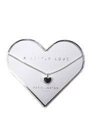 Katie Loxton Dainty Heart Necklace - Product Mini Image
