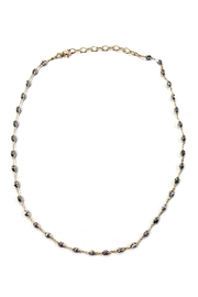 Officina Bernardi Dainty Moon Necklace - Product Mini Image