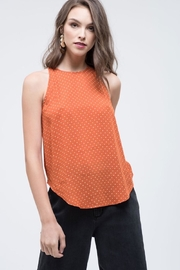 Mine Dainty Polka Dots - Front cropped