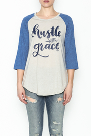 Daisey Ray Hustle Long Sleeve Top - Front full body
