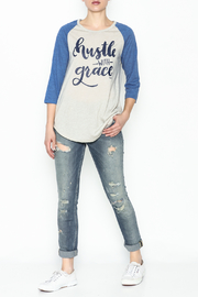 Daisey Ray Hustle Long Sleeve Top - Product Mini Image