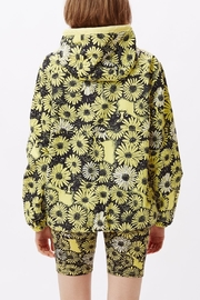 Obey Daisy Anorak - Front full body