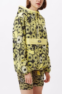 Obey Daisy Anorak - Alternate List Image