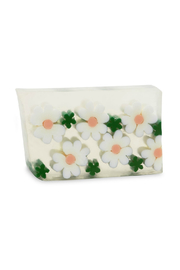 Primal Elements Daisy Bar Soap - Product Mini Image