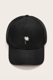 Coco International Daisy Baseball Hat - Product Mini Image