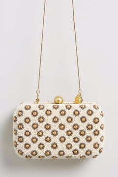 From St. Xavier  Daisy Box Clutch - Product List Image