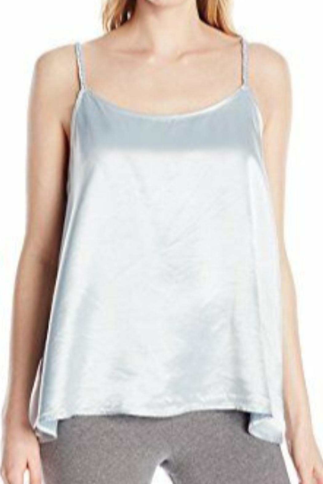The Birds Nest DAISY CAMI W/ BRAIDED STRAPS - Front Cropped Image