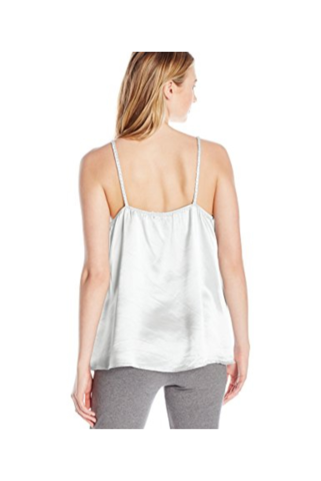 The Birds Nest DAISY CAMI W/ BRAIDED STRAPS - Front Full Image