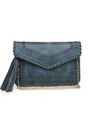 Moda Luxe Daisy clutch - Front cropped