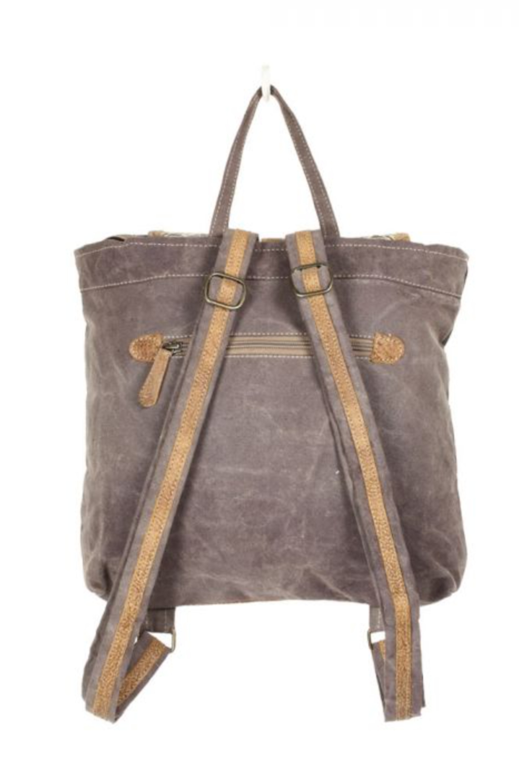 MarkWEST-Myra Bag Daisy Delight Backpack Bag - Front Full Image