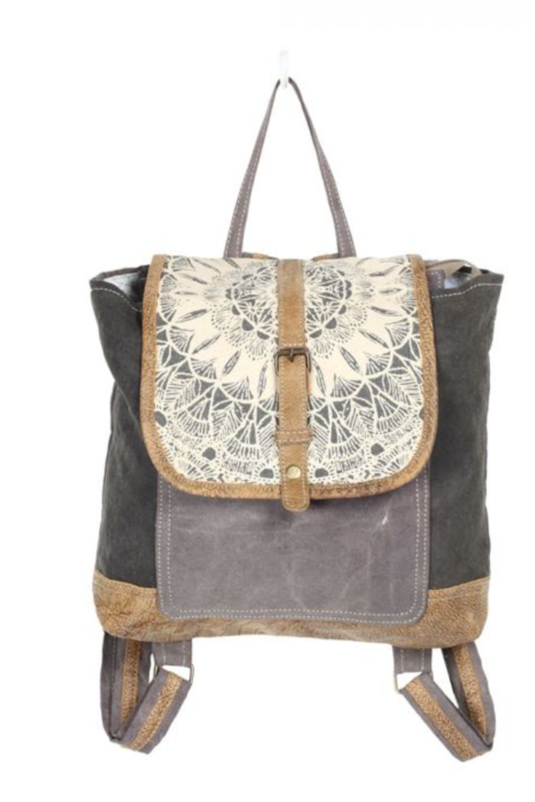 MarkWEST-Myra Bag Daisy Delight Backpack Bag - Main Image