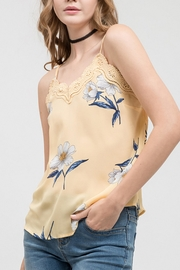 Blu Pepper Daisy Fields Cami - Side cropped