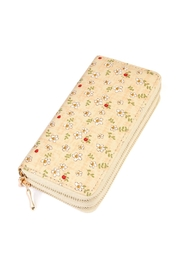 Riah Fashion Daisy Floral Wallet - Product Mini Image