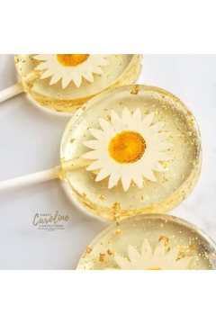 The Birds Nest DAISY & GOLD LOLLIPOPS - Product List Image