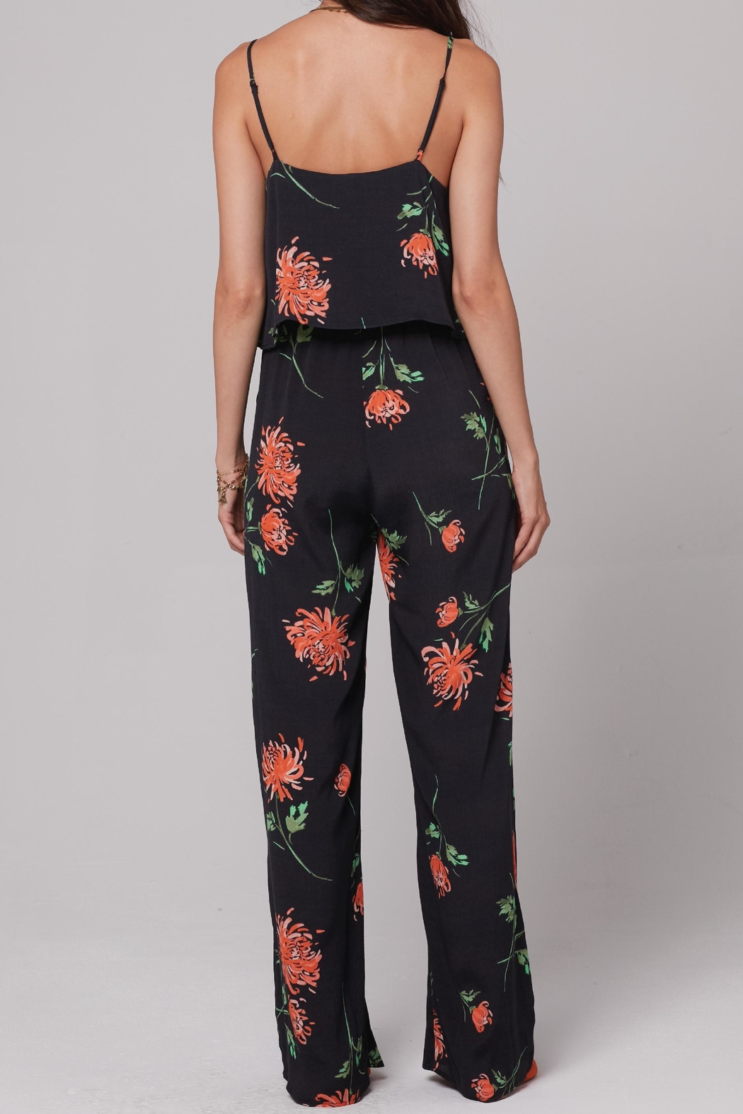 Knot Sisters Daisy Jumpsuit - Front Full Image