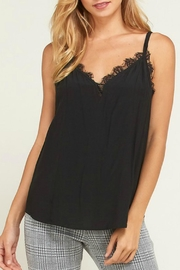 Wishlist Daisy Lace Camisole - Front cropped